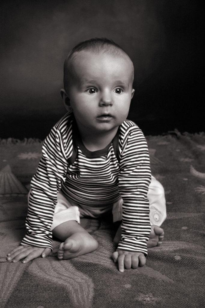 Focení portrétů dětí Brno