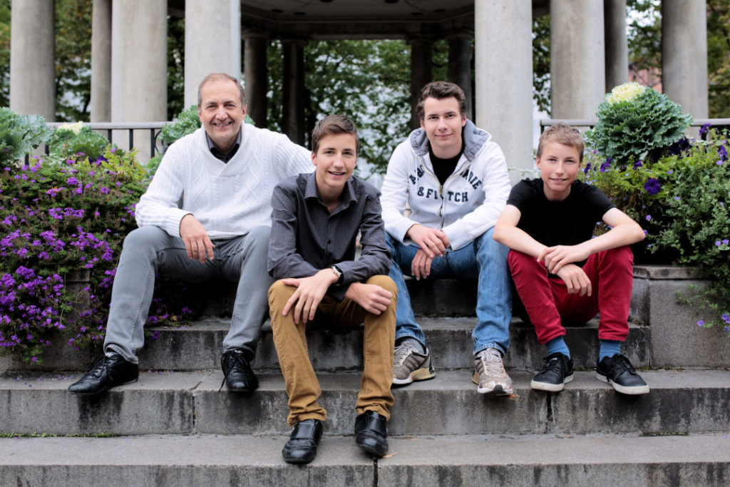 Rodinné focení Oslo