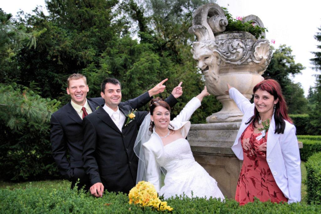 Svatební fotograf Buchlovice